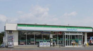 コンビ二:ファミリーマート 八幡御開店 556m