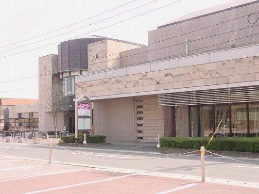 図書館:行橋市図書館 802m