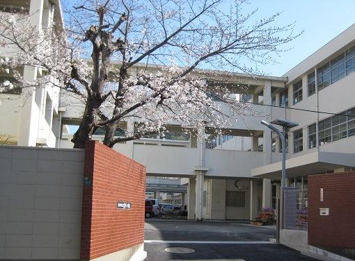 小学校:北九州市立富野小学校 816m