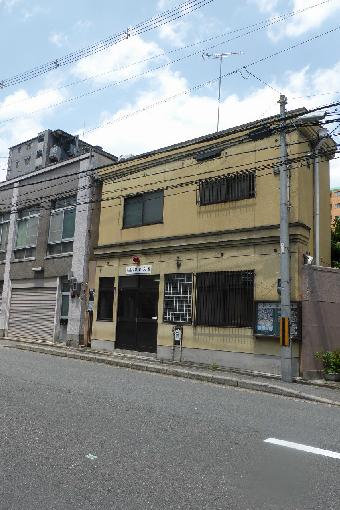 警察署・交番:下京警察署 高辻交番 470m