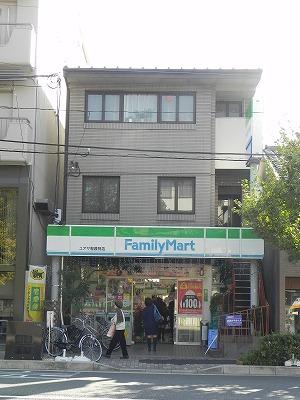 コンビ二:ファミリーマート ユアサ聖護院店 381m