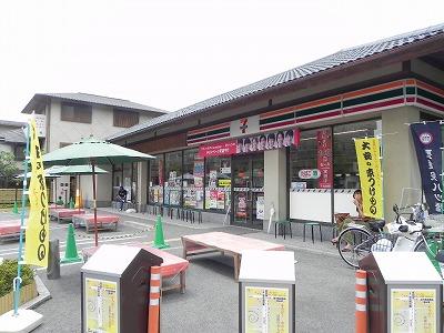 コンビ二:セブンイレブン 京都平安神宮前店 682m