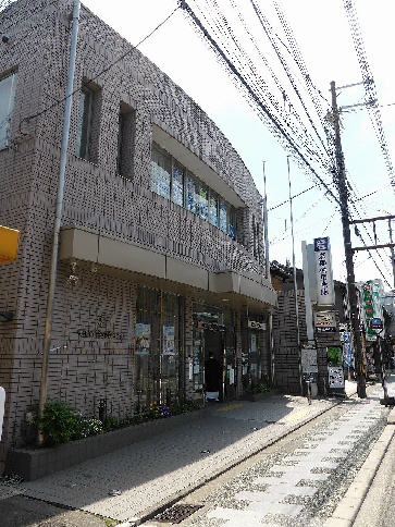 銀行:京都信用金庫祇園支店 407m