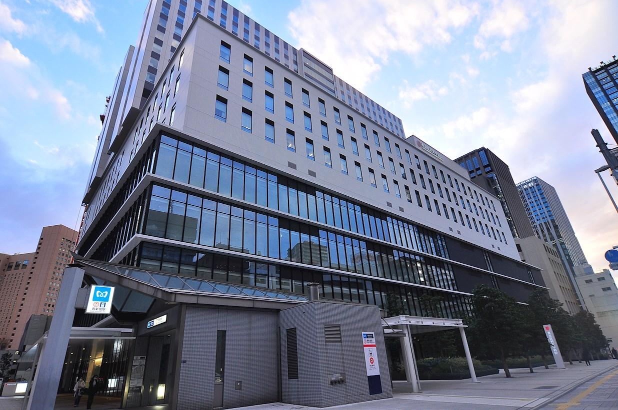 総合病院:東京医科大学病院 349m