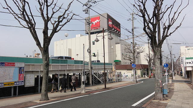 スーパー:maruwa(丸和) 東門司店 2011m